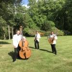 Ritz Trio Jazz Band Scotland