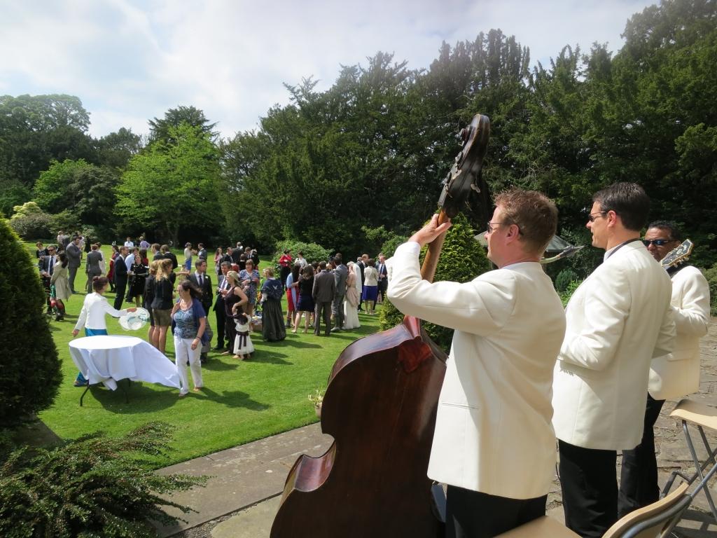 Wedding Drinks Reception Ideas in Scotland