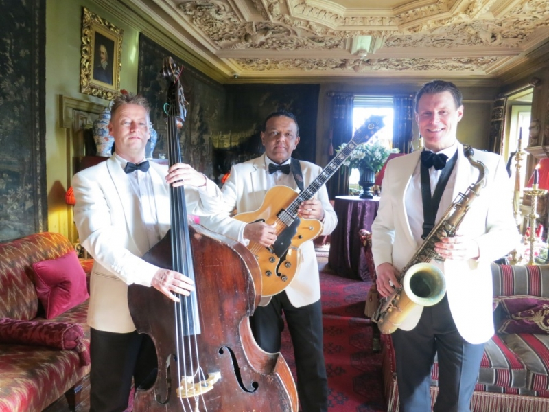 Ritz Trio at Prestonfield