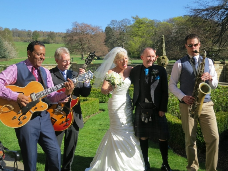 Ritz Trio at Carberry Tower