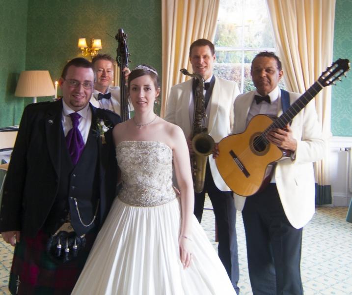 Ritz Trio at Balbirnie House