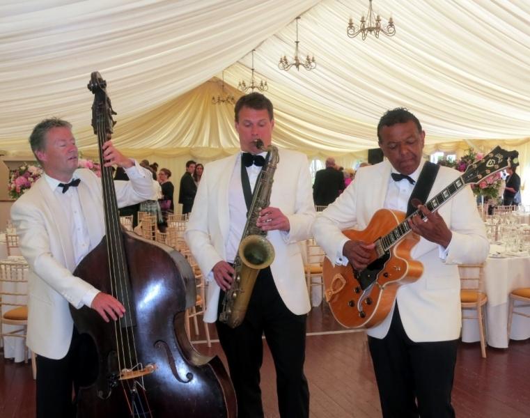 Ritz Trio at Glencorse House