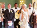 Wedding at Balbirnie, Ritz Trio