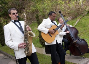 Ritz Trio at Drumtochty Castle