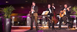 Ritz Trio perform at the Semex conference January 2016