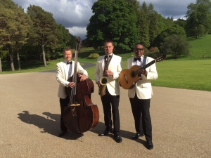 Ritz Trio at Blairquhan Castle
