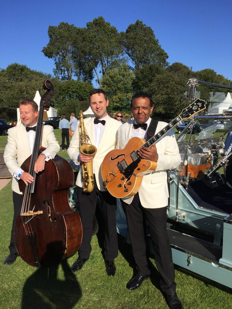 Ritz Trio Jazz Band Scotland