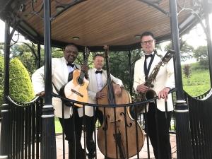 brig o doon wedding entertainment the Ritz Trio
