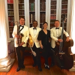 Ritz Trio with Niki King at Signet Library Edinburgh