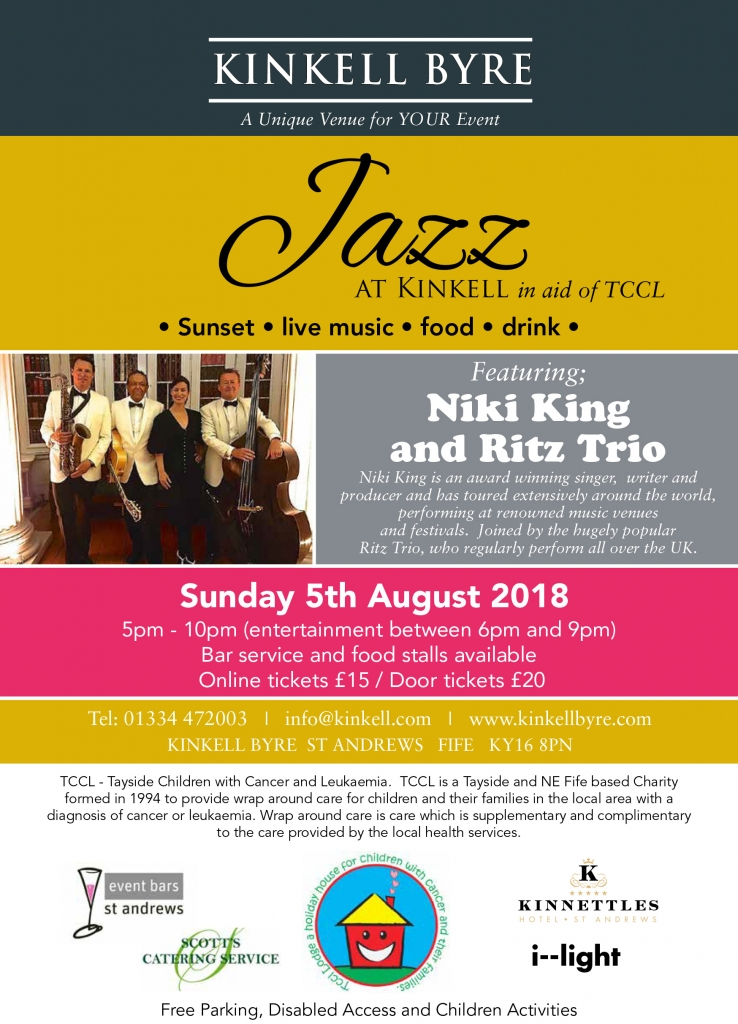Ritz Trio Concert at Kinkell Byre