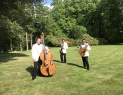 ritz trio, glencorse wedding band, jazz band edinburgh,