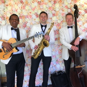 Ritz Trio Wedding band in Scotland at Rufflets Country House Hotel