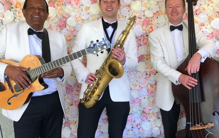 Ritz Trio At Rufflets Hotel