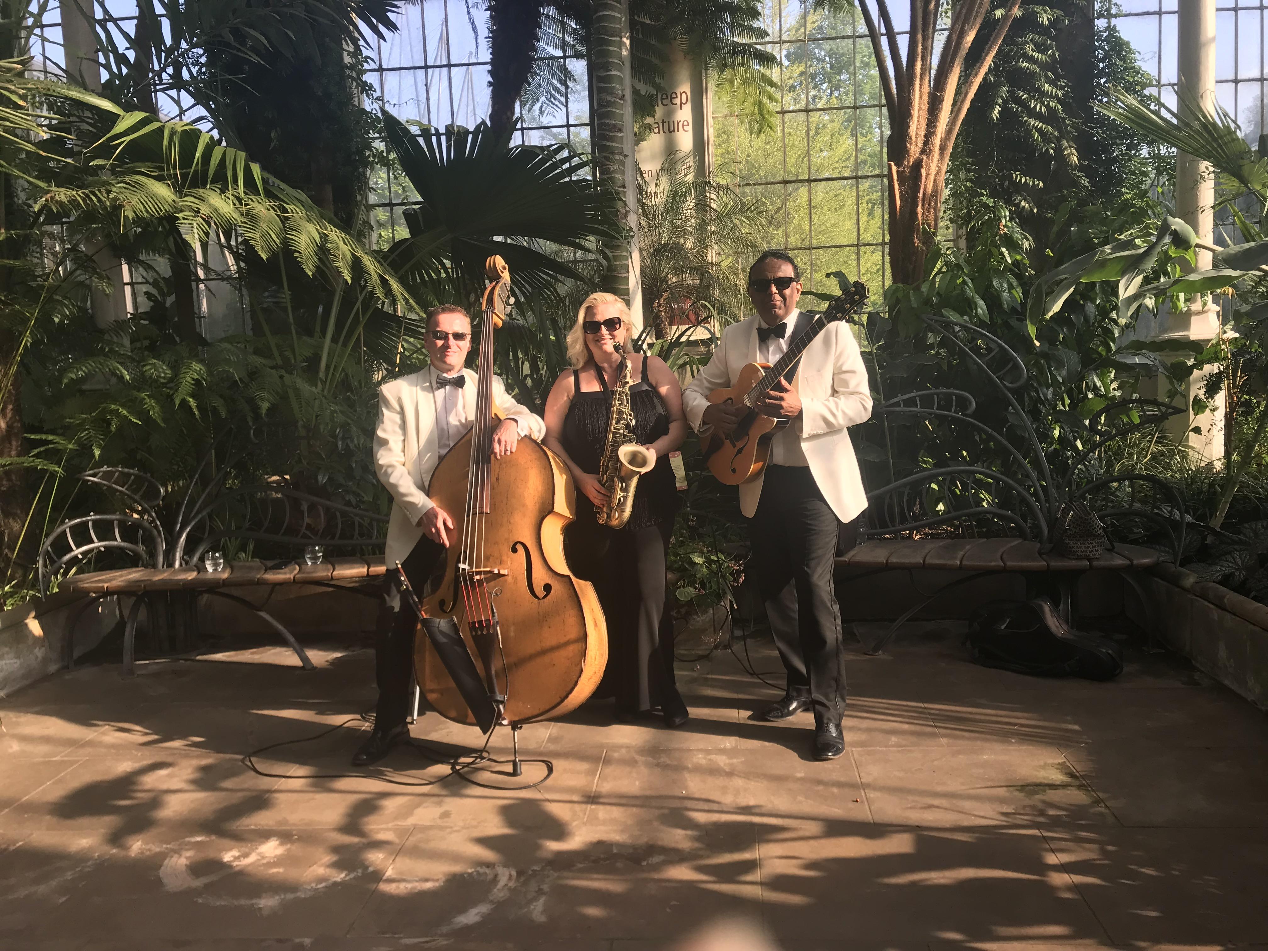 wedding at the Royal Botanic Garden Edinburgh