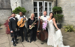 The Parsonage at Dunmore Park - Wedding Entertainment