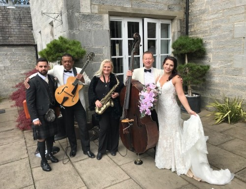 The Parsonage at Dunmore Park – Wedding Entertainment