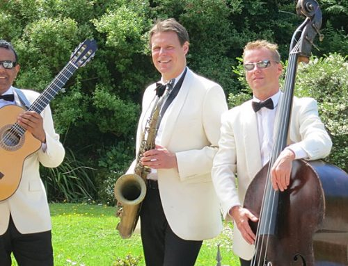 The Parsonage at Dunmore Park – Wedding Entertainment