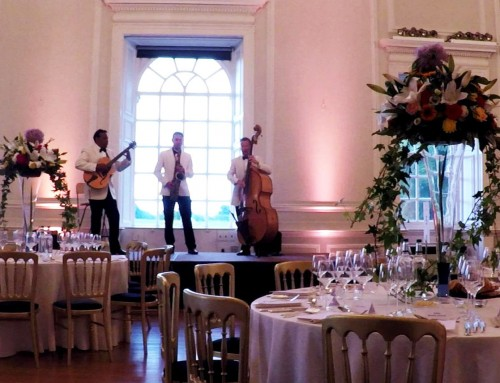 Corporate Event at Hopetoun House