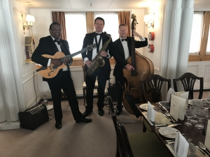 Former Royal Yacht Britannia Entertainment