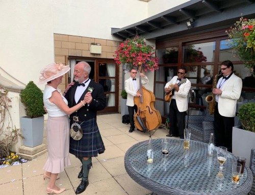 Wedding At Gailes Hotel – A Nice Review!