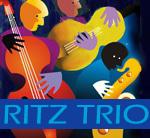 Ritz Trio Jazz Band Logo
