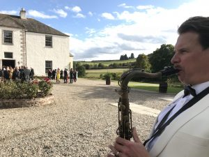 Ritz Trio at Logie Country House