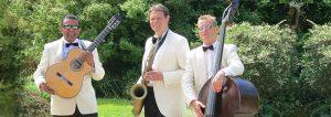 Corporate Entertainment Ideas In Scotland the Ritz Trio