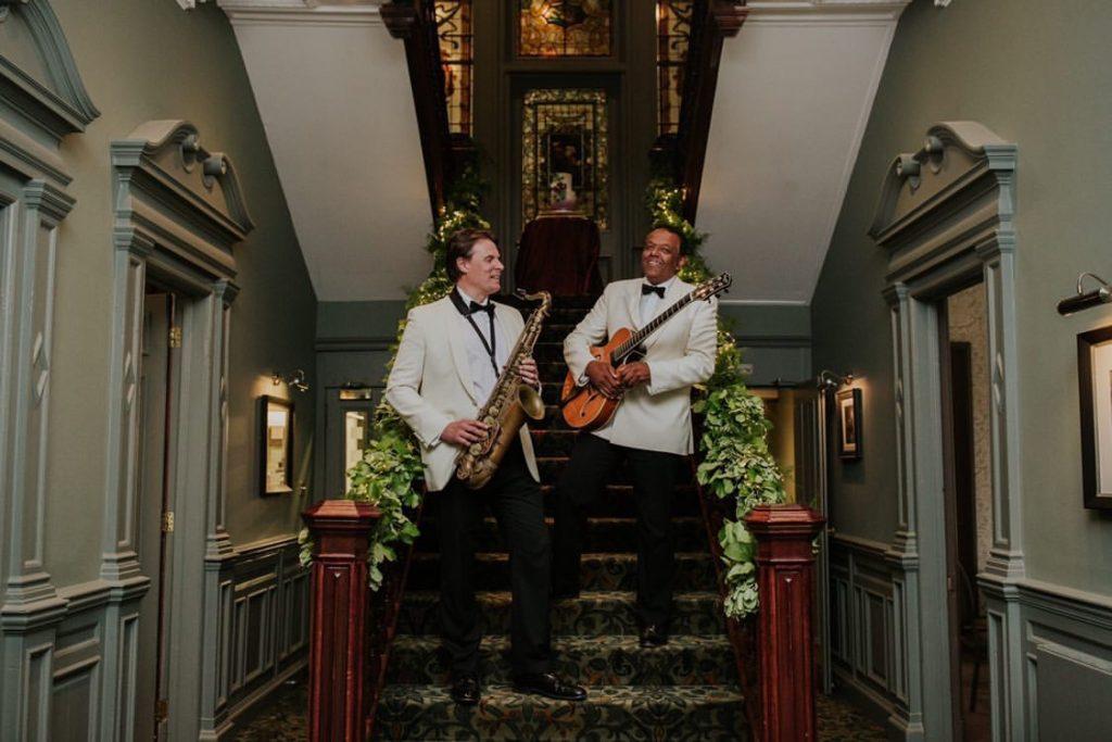 one devonshire gardens wedding band