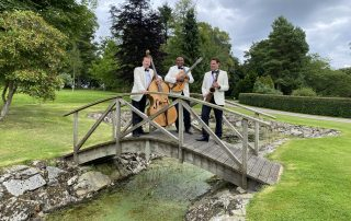 Elsick House wedding band